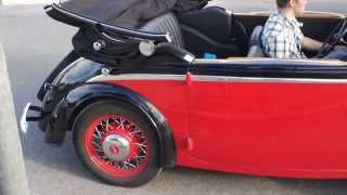 ►DKW F7 Front Luxus, 1938 - The Meisterklasse