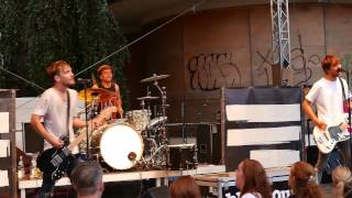 "Blackout Problems - the city won´t sleep tonight live @ "" alter Zoll "" Bonn 14.08.2015"
