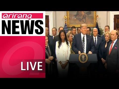 [LIVE/NEWSCENTER] Trump cancels summit with North Korean leader Kim Jong-un - 2018.05.25