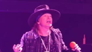 AC/DC feat Axl Rose - Whole Lotta Rosie  Sep 2 2016 Atlanta