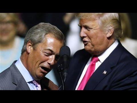 Carbon Copy Brexit: Trump Victory Mirrors Farage's EU Fight