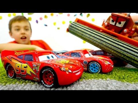 ★ Машинки Много машинок Игрушки для мальчиков - タイプライター トイズ , 장난감