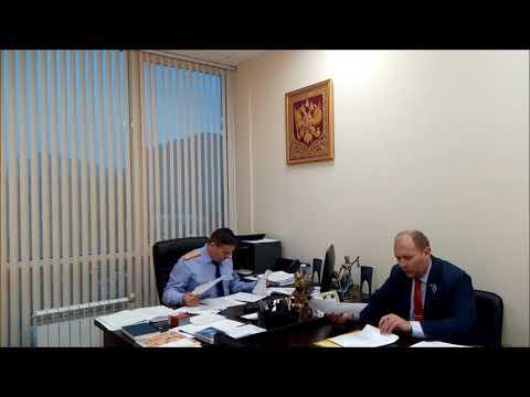 Заявление о Преступлении Администрации Мураши в Следственный Комитет юрист Вадим Видякин