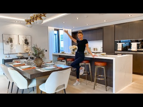 Behind the doors of this £6,950,000 Luxury Fitzrovia London Penthouse (full walkthrough)