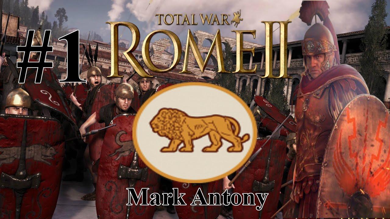 Rome Mark Antony and Senate HD - YouTube