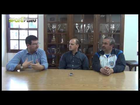 Entrevista da Semana   CDR Moimenta da Beira