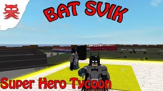 Bat Svik - Super Hero Tycoon - Dansk Roblox