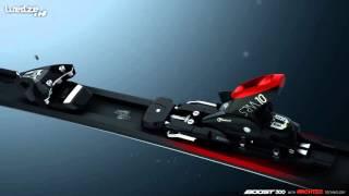 Presentación del esquí Boost 300 Wed'ze