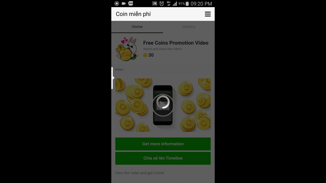 Hướng dẫn download sticker miễn phí trên app Line Chat // Chỉ dành cho Android