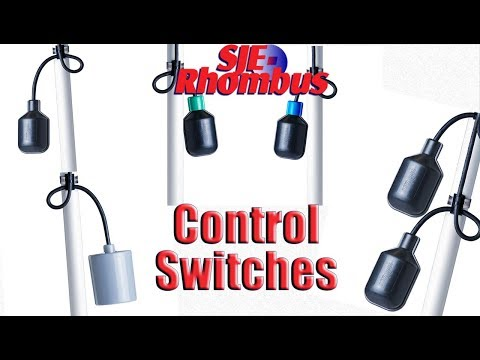 Selecting A Control Float Switch