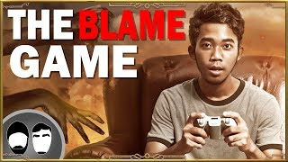 Blaming Video Games Connected To Race