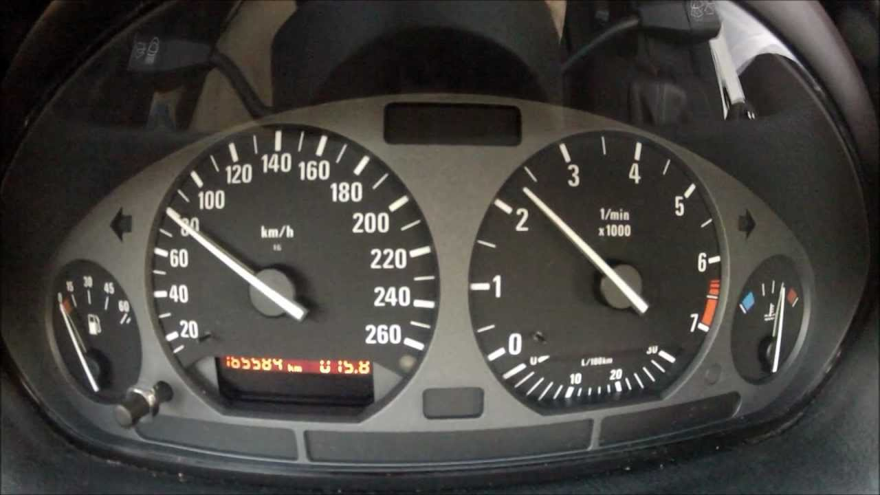 1994 bmw 318is coup e36 140 ps 0 100 km h acceleration beschleunigung youtube