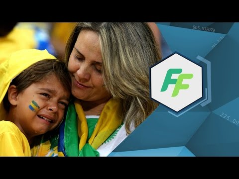 Brazil's stars react to 2014 shock | Brazil 1-7 Germany | FIFA World Cup