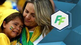 Brazil's stars react to 2014 shock