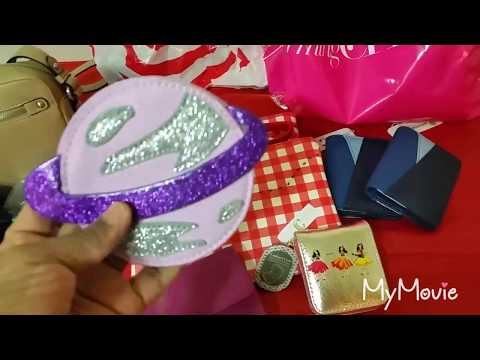 Purse and Accessories Haul / Target & Charming Charlie
