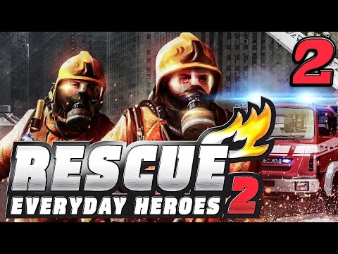 Rescue Everyday Heroes Русификатор Текста