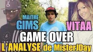 VITAA / GIMS - GAME OVER : L