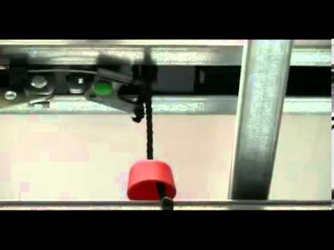 Releasing A Hormann Emergency Release On Your Garage Door