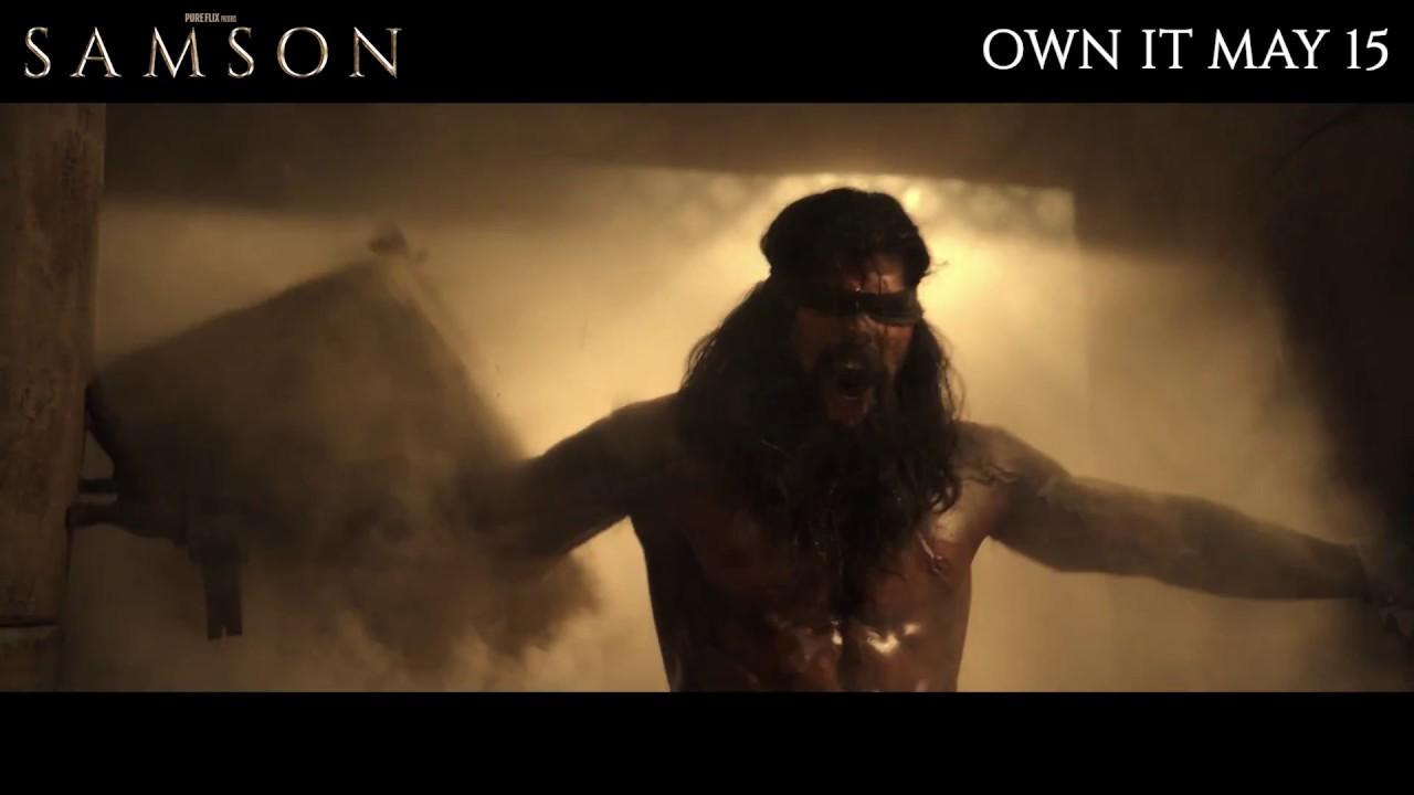 Samson - Home Entertainment Trailer