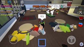 Roblox - Hangout with friends ( DONT BULLY )
