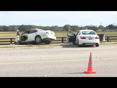 Teenager killed in Lake Asbury crash, FHP says