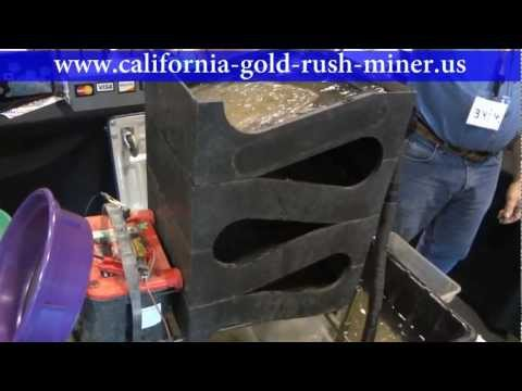 Gold Mining and Prospecting Equipment