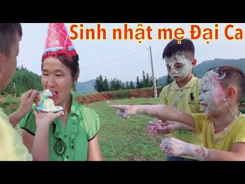 DTVN Vlog : (Tập 30) Bài học nhớ đời cho kẻ giám bắt nạt trẻ trâu ( SINH NHẬT MẸ CỦA ĐẠI CA)