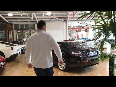 Supercar Showroom Tour in Australia & A Hyper Surprise