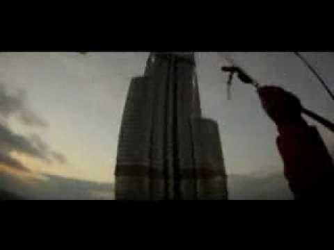 Dubai - Con il paracadute dal Burj Khalifa