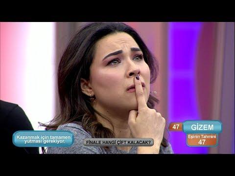 Ben Bilmem Eşim Bilir - Gizem Hatipoğlu'nun acı biber rekoru!