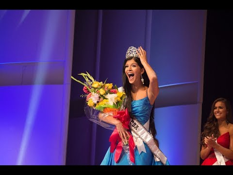 Miss Teen USA 2017 Sophia Dominguez-Heithoff Crowning Moment