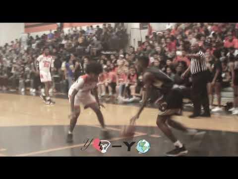 DJ Hopkins Junior Guard #3 Oakland Mills High School