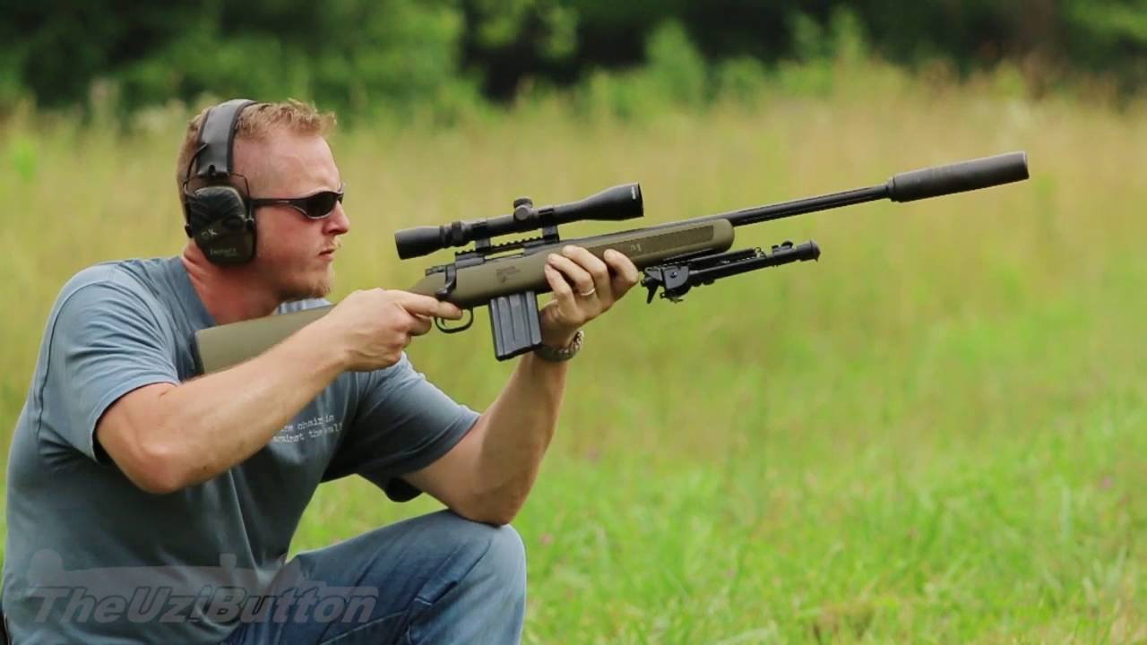 223 Action Caliber Bolt Rifles