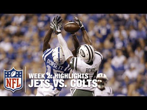 Jets vs. Colts | Week 2 Highlights | NFL