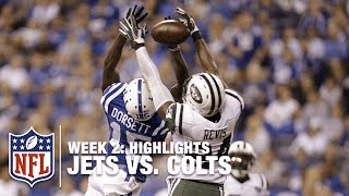 Jets vs. Colts | Week 2 Highlights | NFL