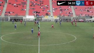 2013 USL Pro LA Blues Vs Richmond Kickers
