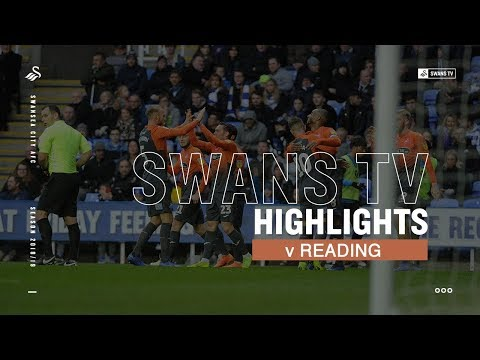Highlights: Reading 1 Swans 4