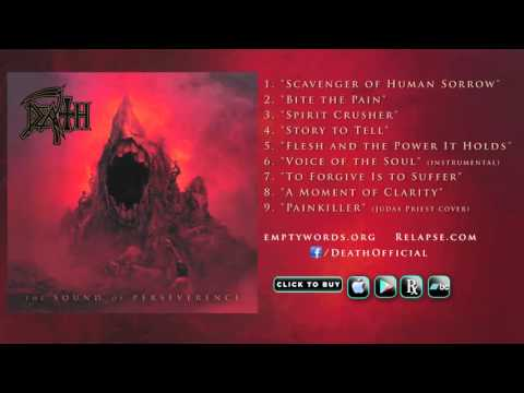 DEATH - 'The Sound of Perseverance' Reissue (Full Album Stre