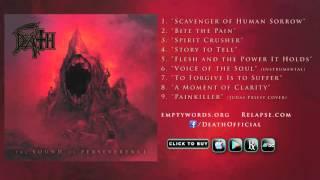Скачать DEATH The Sound Of Perseverance Reissue Full Album Stream