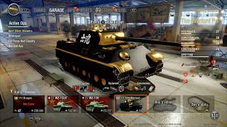 World of Tanks - PS4 Pro - The Warlord Panther