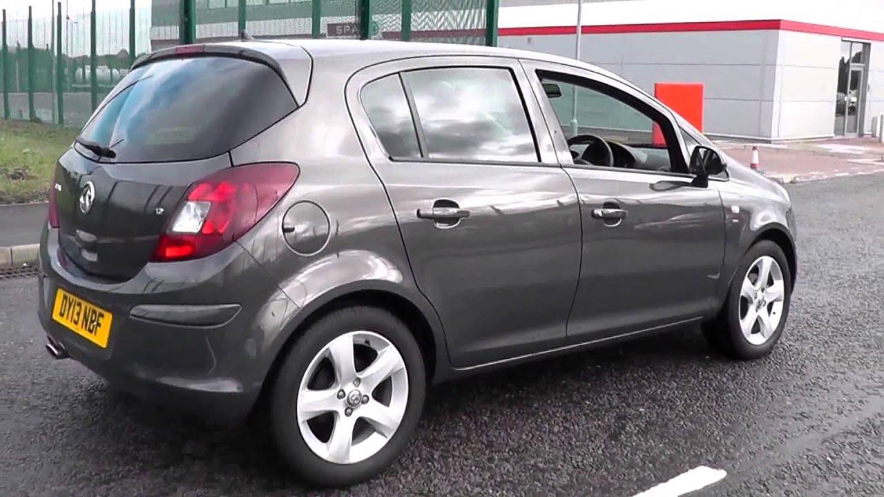 Vauxhall Corsa Sxi 1 2l Dy13nbf Asteroid Grey At