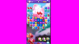 Candy Crush Friends Saga  level 877 ~ NO BOOSTERS