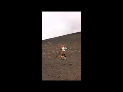 Etna sciata sulla terra 2013 f - Ski days on earth