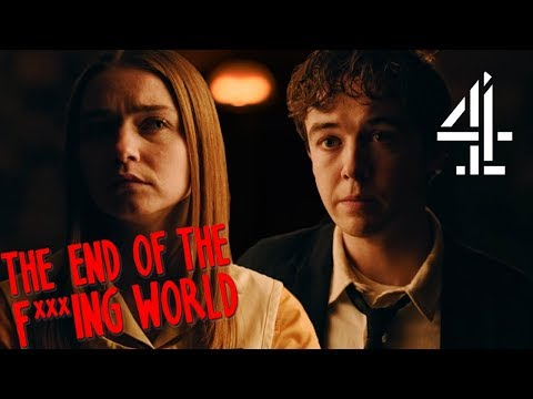 James Returns | The End of the ******* World | Starring Jessica Barden & Alex Lawther