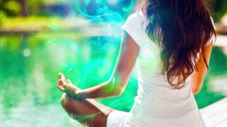 Mindfulness Relaxing Music for Stress Relief. Healing Music for Meditaion, Massage, Yoga. Pink Noise