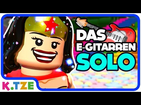 Wonder Woman spielt E-Gitarre! 🎸😍 Lego Movie 2 Deutsch | Ganzer Film als Spiel | Folge 24