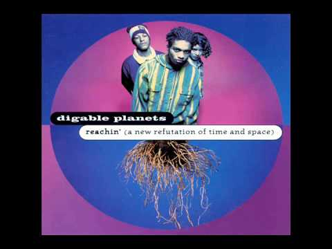 Digable Planets - Appointment at the Fat Clinic