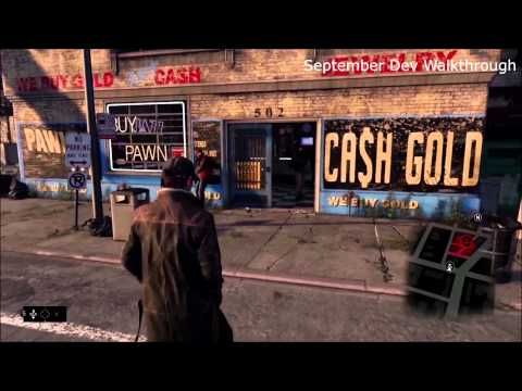Watch Dogs Graphics Controversy
