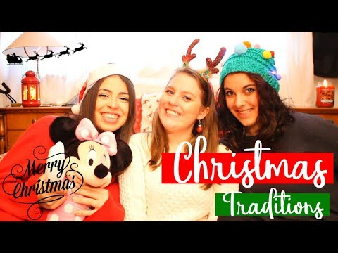 Our Christmas Traditions 🎄 (Different Countries and Nationalities) | 12 Videos of Vlogmas