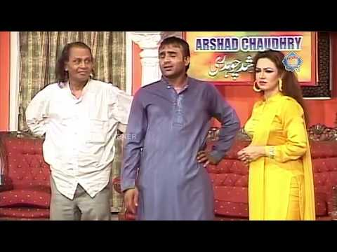 Amanullah And Abid Carlie - New Pakistani Stage Drama Full Comedy Clip